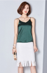 Sleeveless Tight-Fitting Camisole